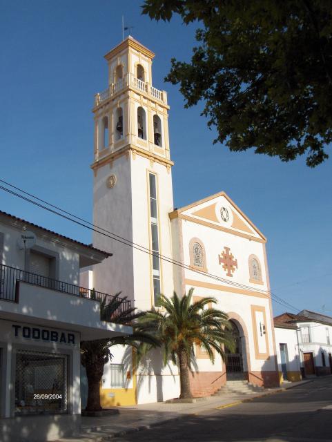 Parroquia de el Salvador y san Luis Beltrán