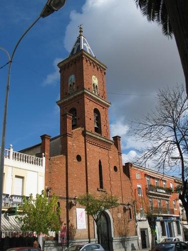 Iglesia de Santa Bárbara 2