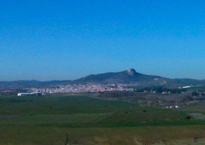 Vistas de Peñarroya-Pueblonuevo y del Peñón 1