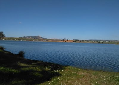 Fotografías de Peñarroya-Pueblonuevo desde el pantano