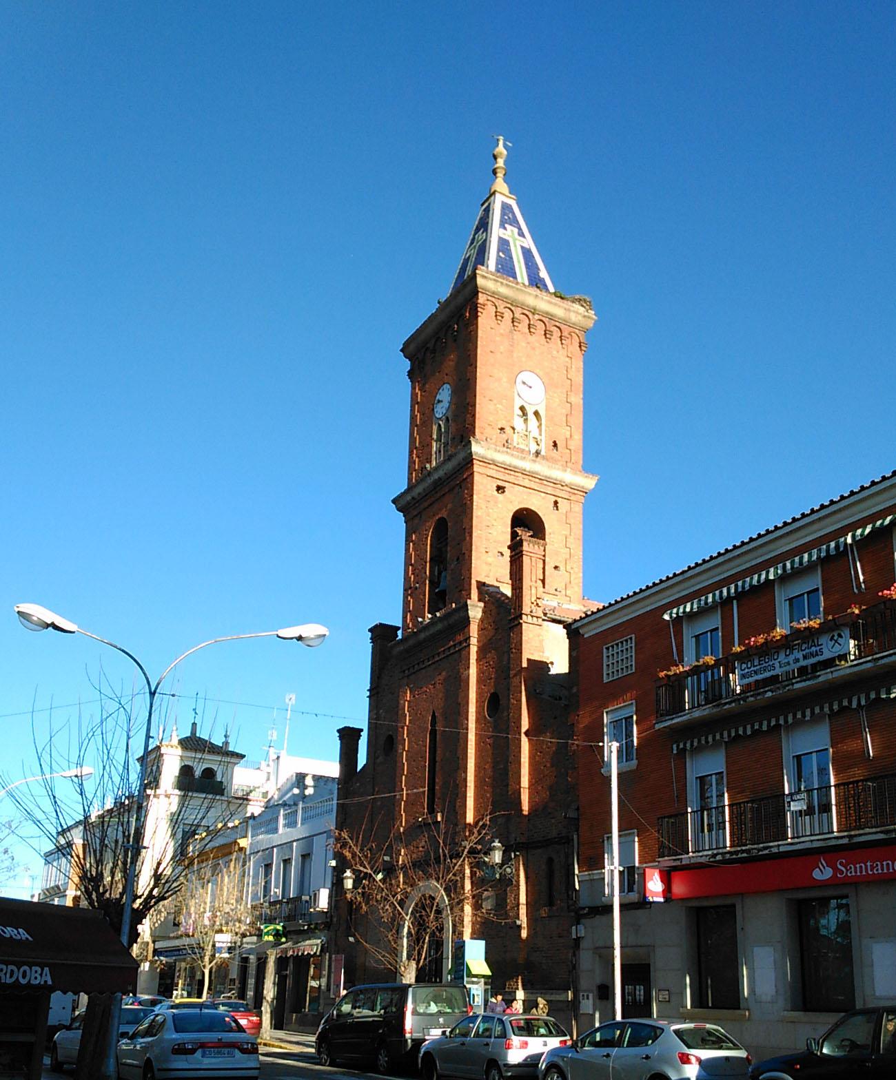 Iglesia de Santa Bárbara 1