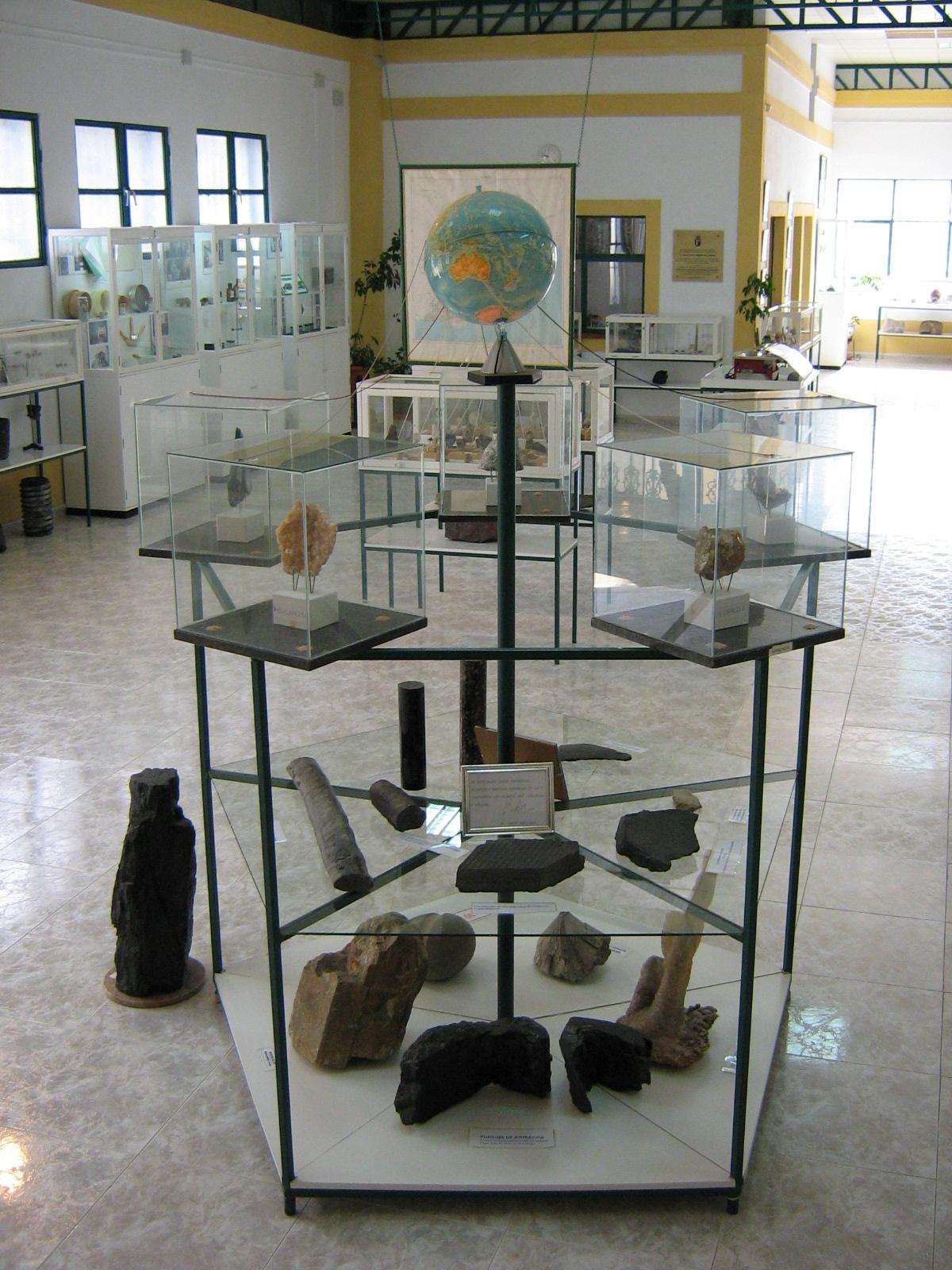 Museo Geológico Minero 6