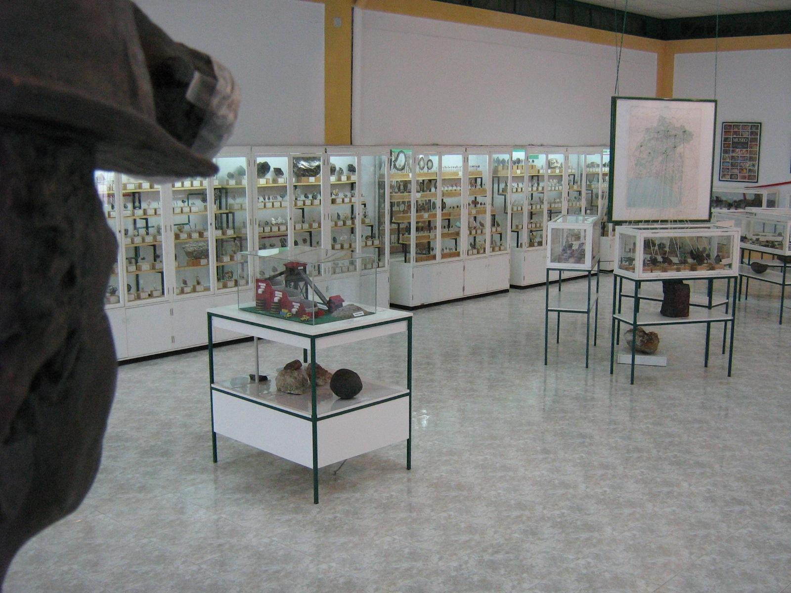 Museo Geológico Minero 4