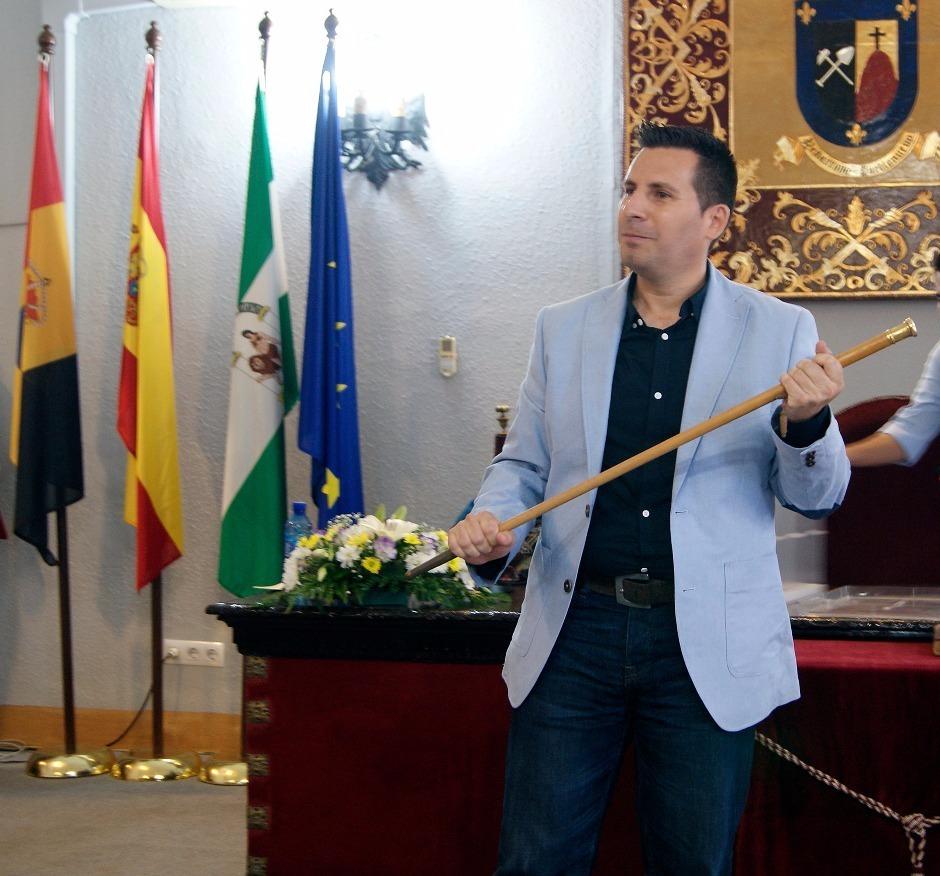 Foto del Alcalde Jose Ignacio Exposito Prats