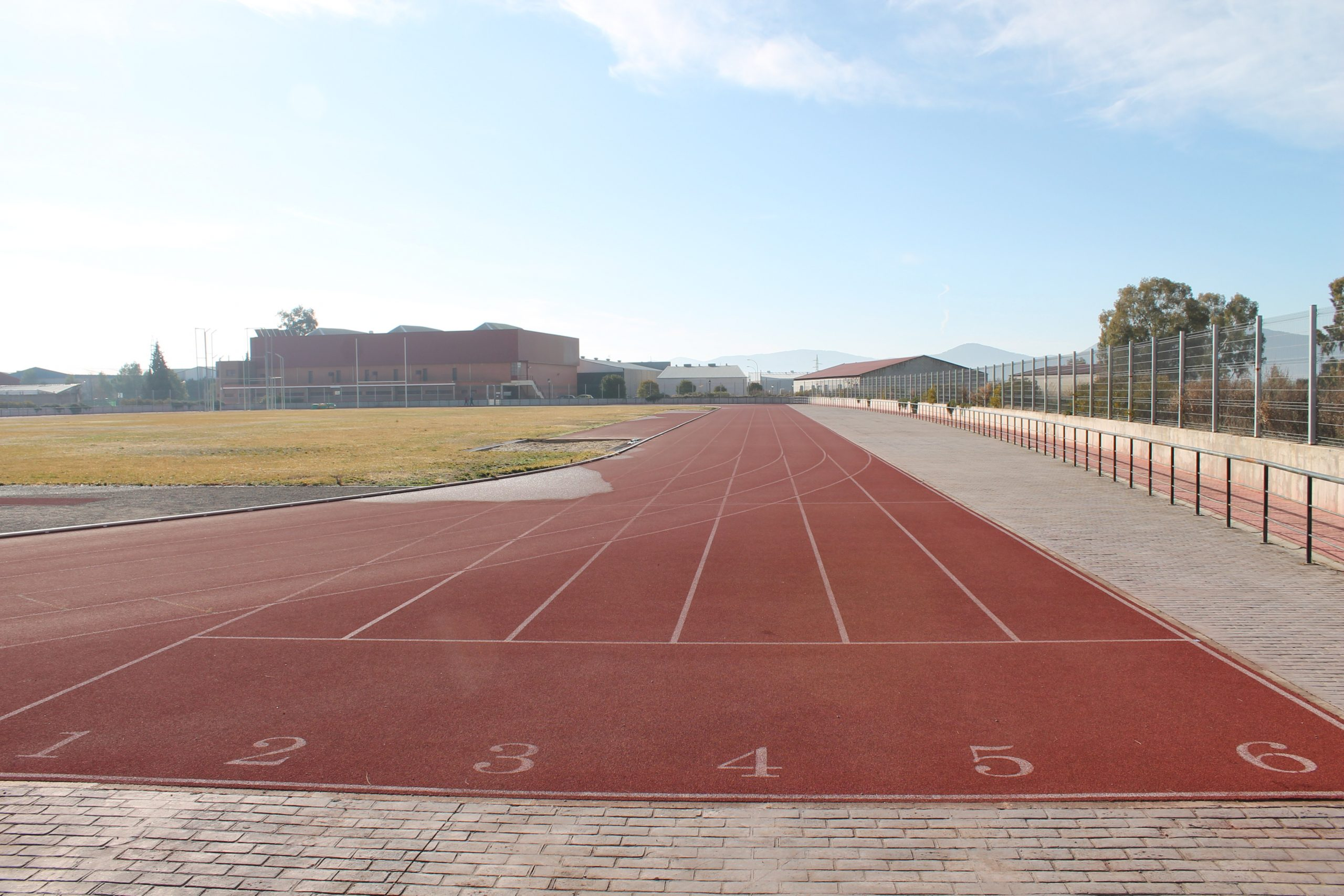"Zona deportiva Vicente Calvete Fret ""Usagre"" 2"