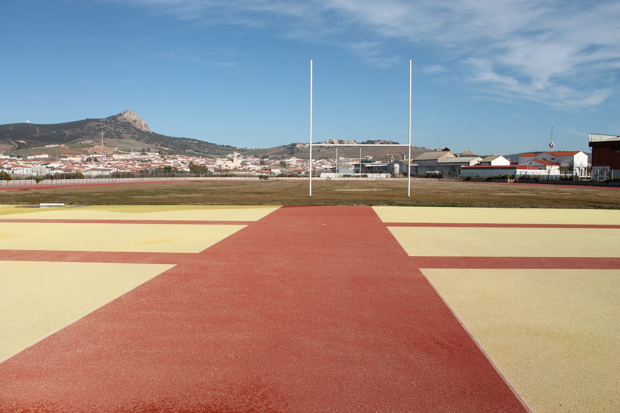 "Zona deportiva Vicente Calvete Fret ""Usagre"" 3"