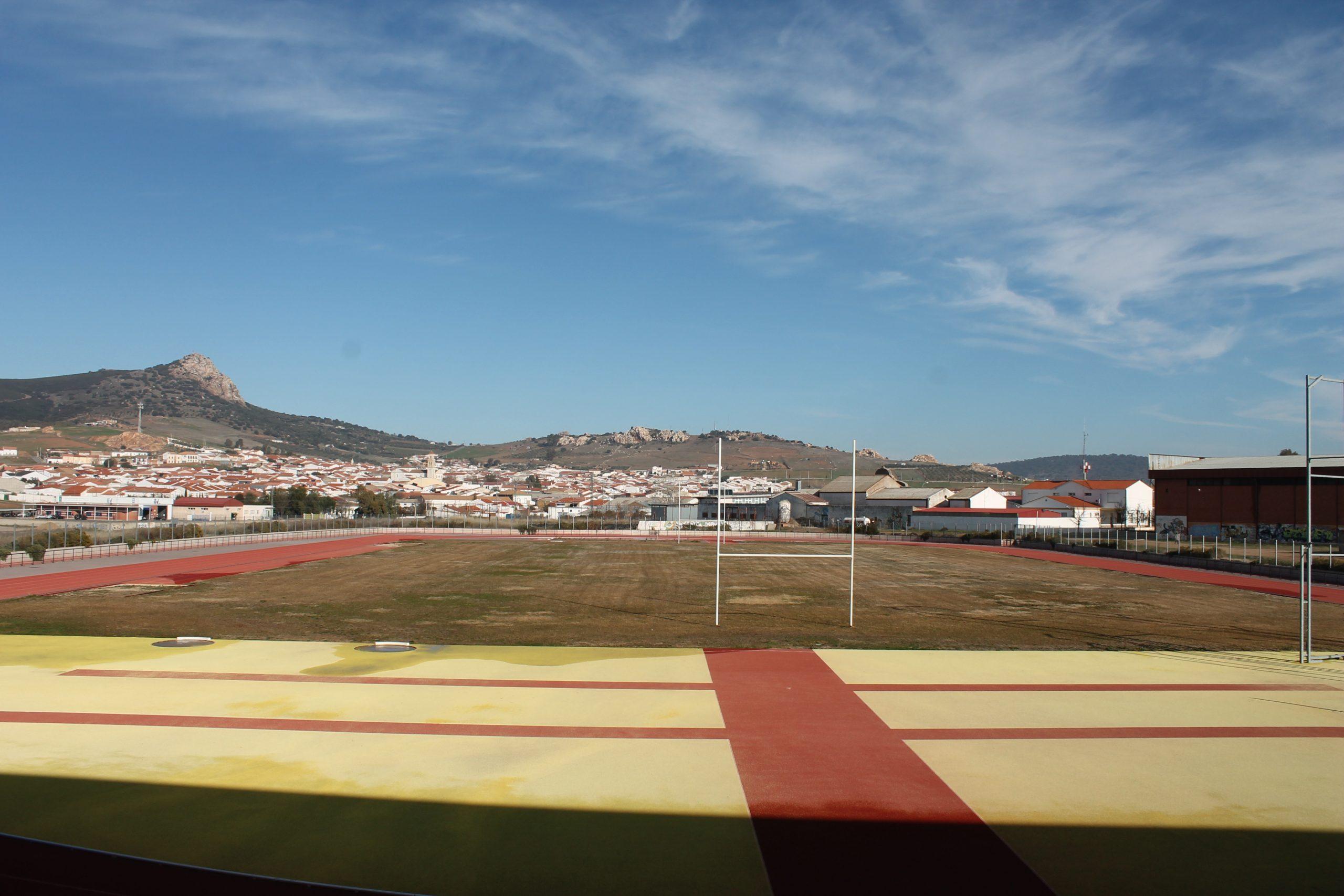 "Zona deportiva Vicente Calvete Fret ""Usagre"" 4"