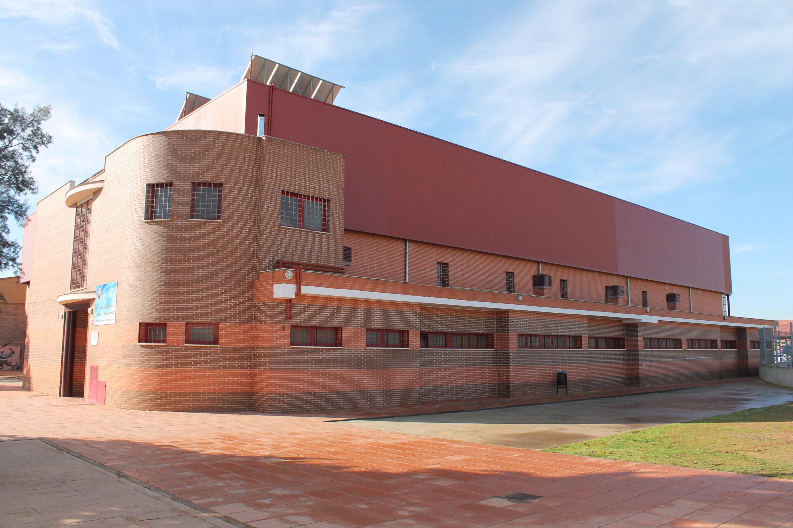Pabellón Polideportivo Municipal Lourdes Mohedano 1
