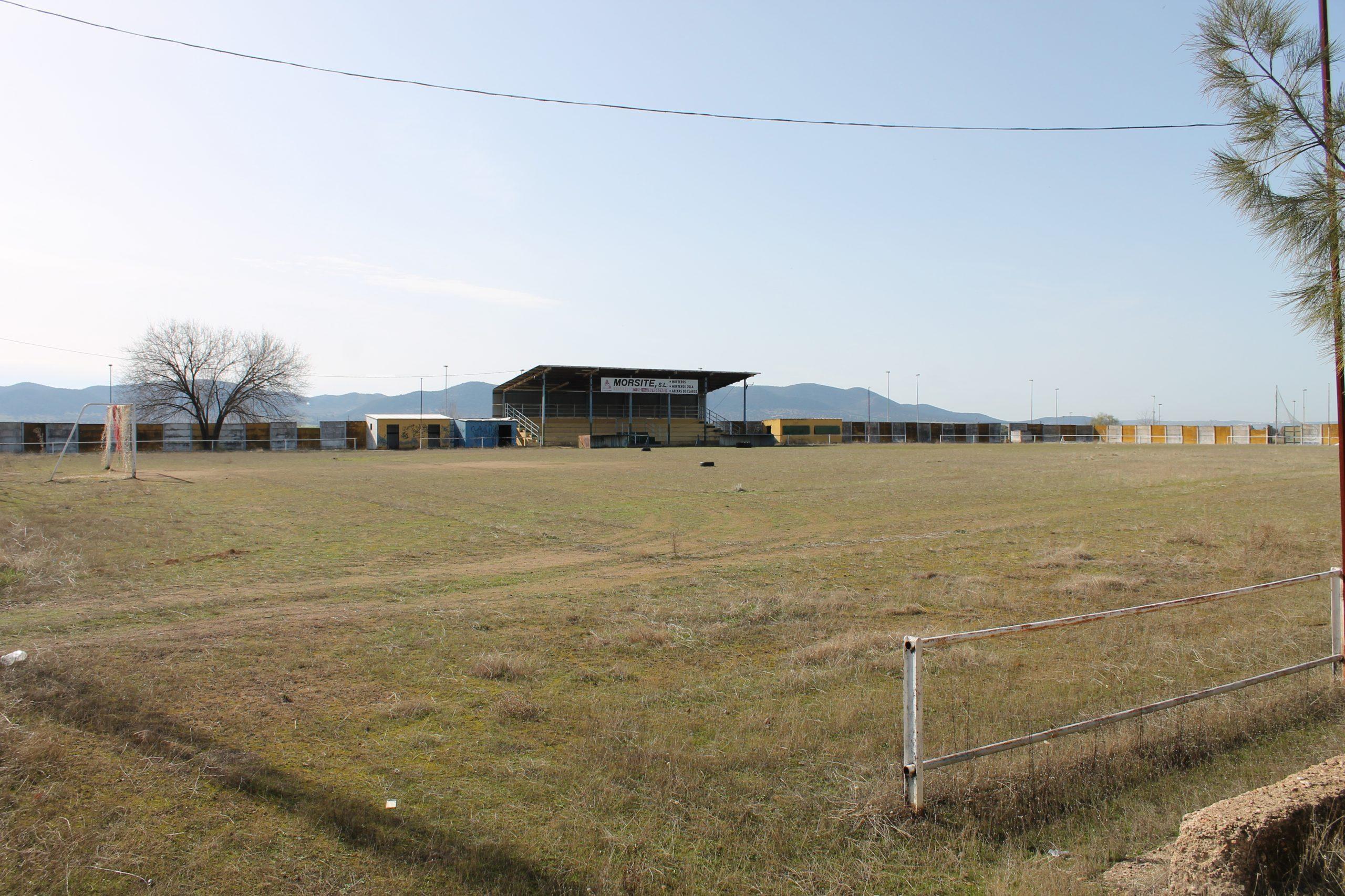 Campo de fútbol El Antolín 1