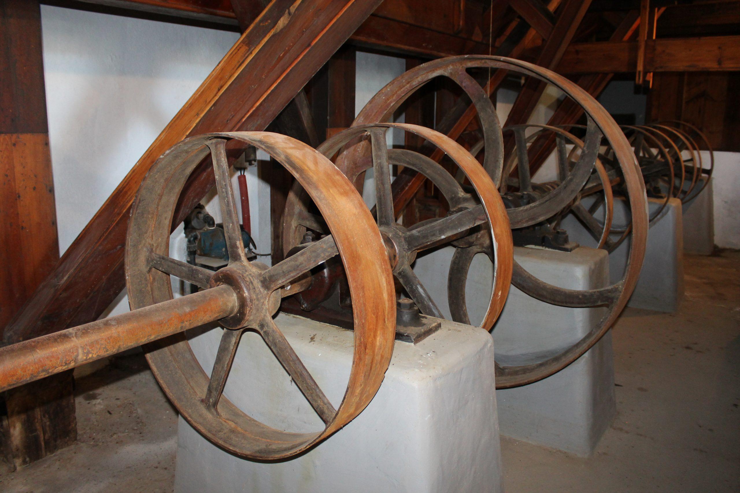 """Fábrica de Harinas """"Santa María"""" Museo Antonio Espadas Pérez 4"""