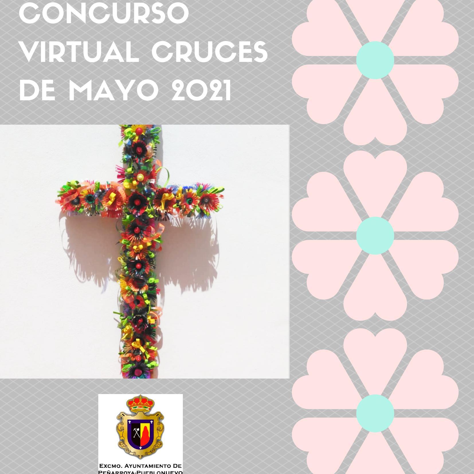 BASES DEL CONCURSO DE CRUCES DE MAYO 2021 PEÑARROYA-PUEBLONUEVO