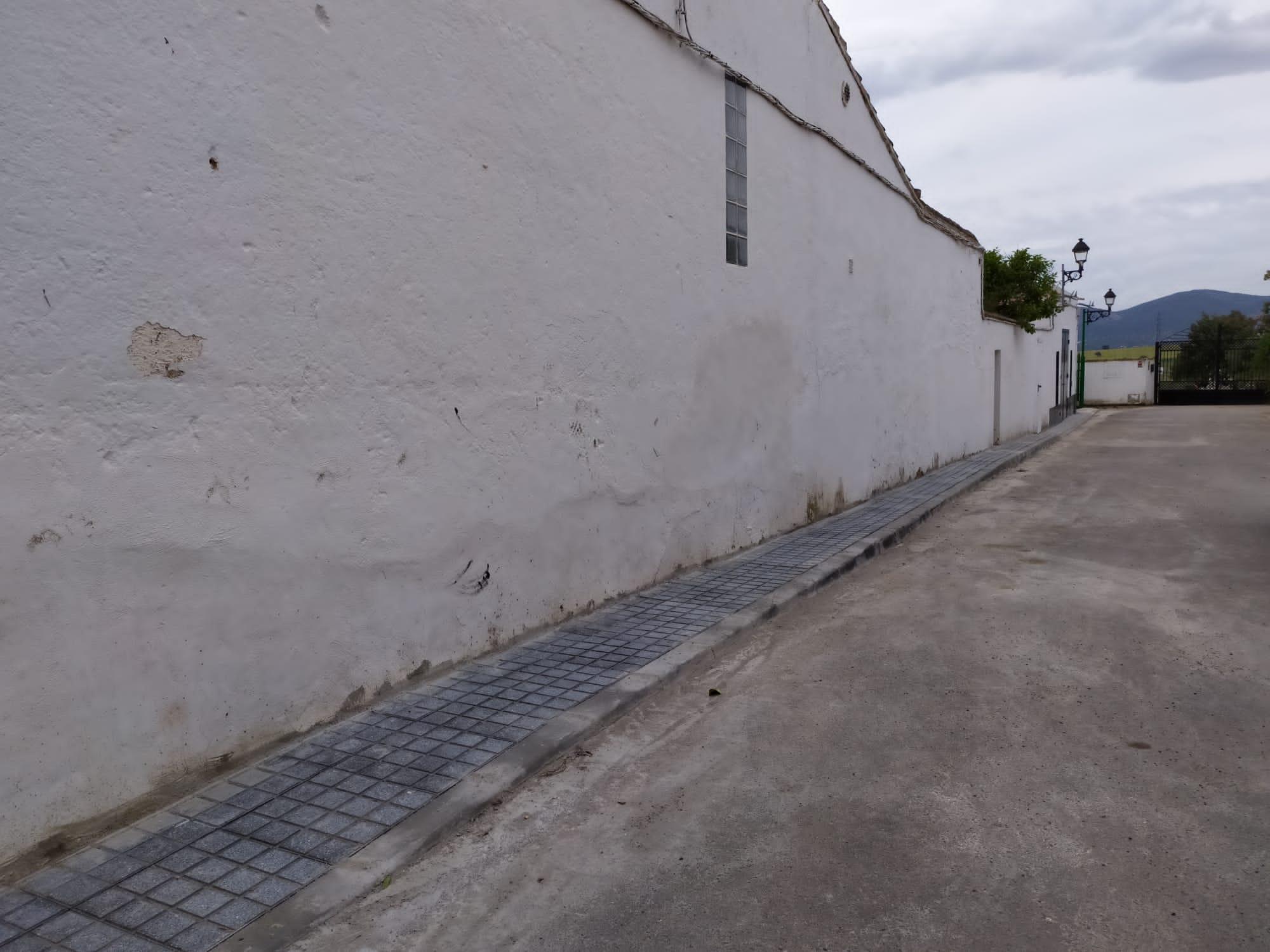 Finalizan las Obras de Mejora en la Travesía Málaga