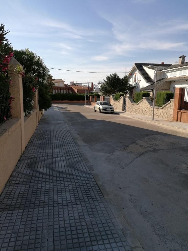 Finalizan Obras de Mejora en la Calle Armando Malye
